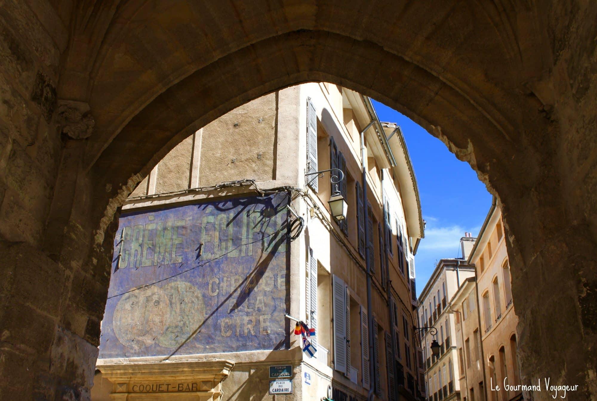Aix-en-Provence, la cité aux 100 fontaines