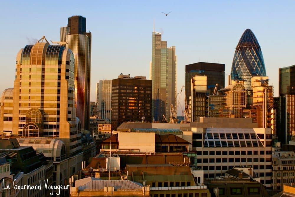 CityBreak à Londres avec un petit budget