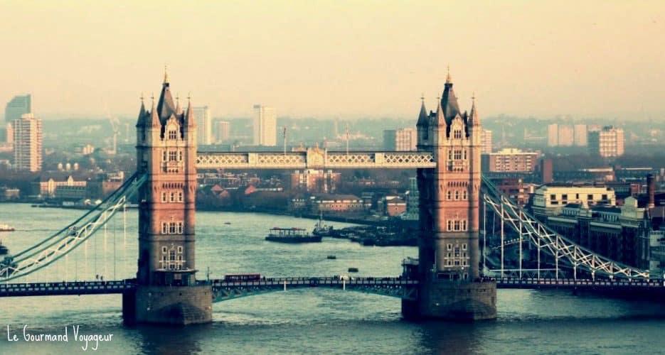 Tower Bridge, le célèbre pont de Londres