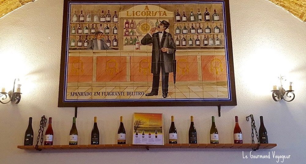 A Licorista O Bacalhoeiro, un restaurant incontournable à Lisbonne