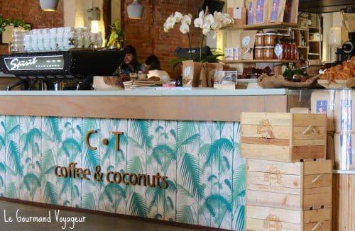 Bruncher au Coffee & Coconut – Amsterdam