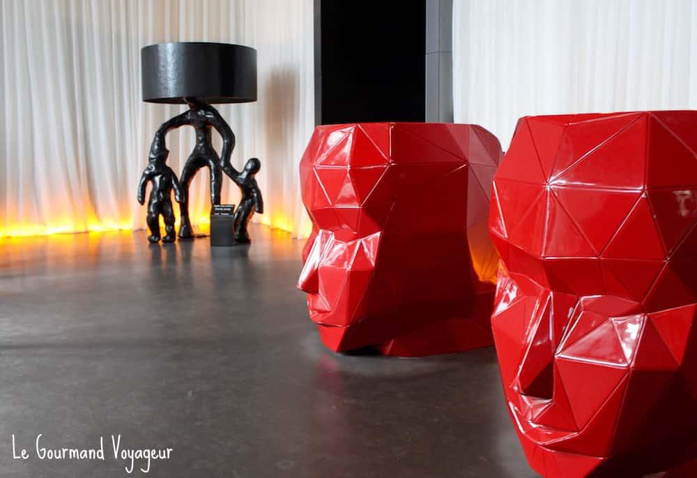 Lobby art otel