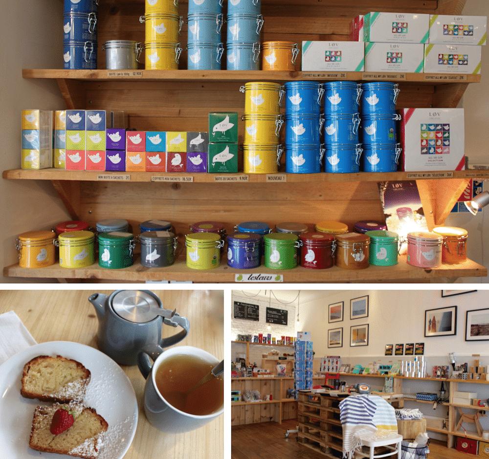 salon de thé deauville - Que faire à Deauville - Blog Le Gourmand Voyageur