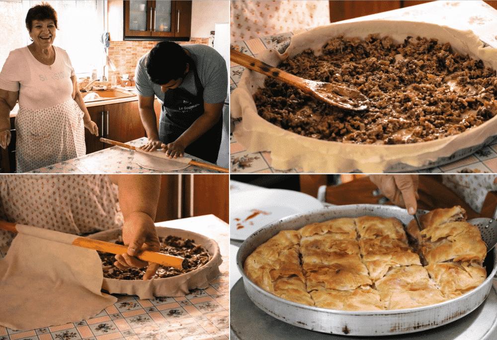 gastronomie albanaise cours de cuisine