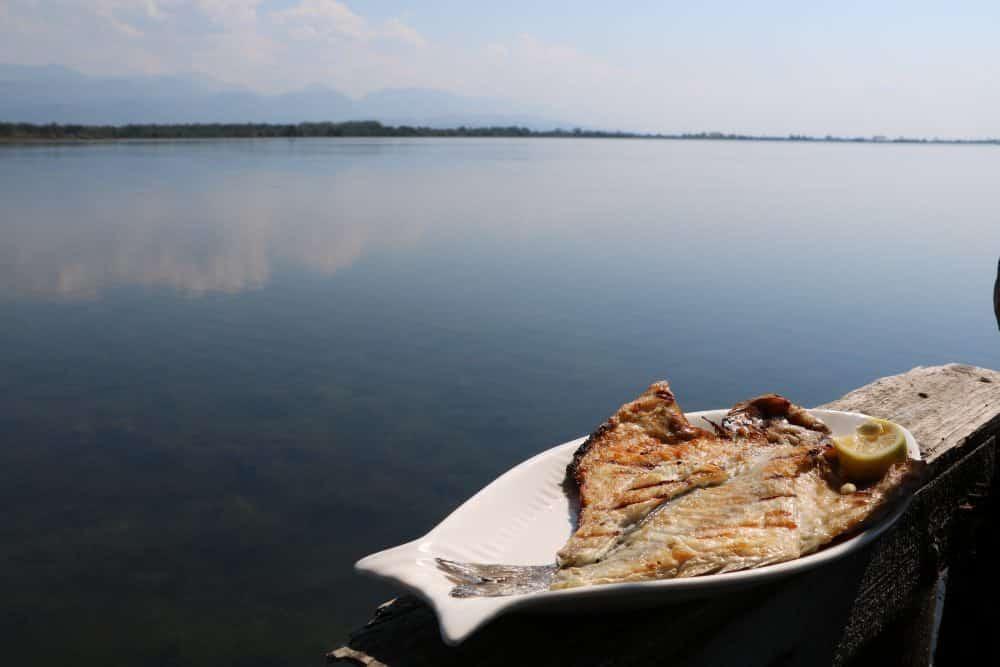 patok lagune albanie