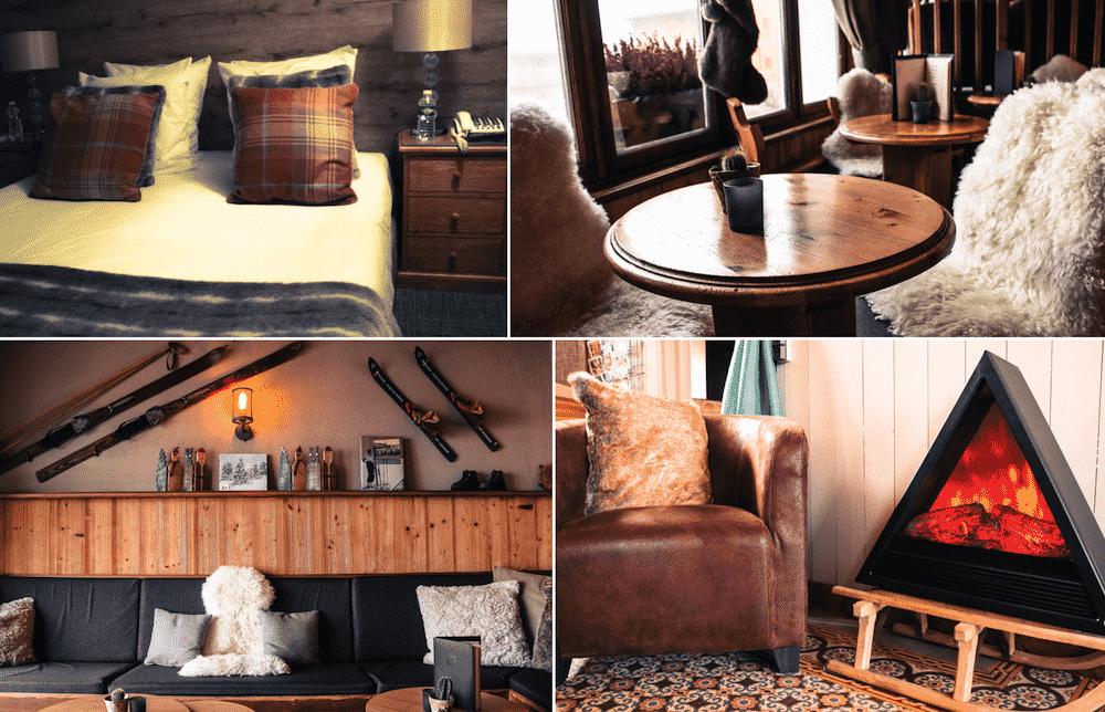 Hôtel le GaiSoleil Megève - Blog Le Gourmand Voyageur