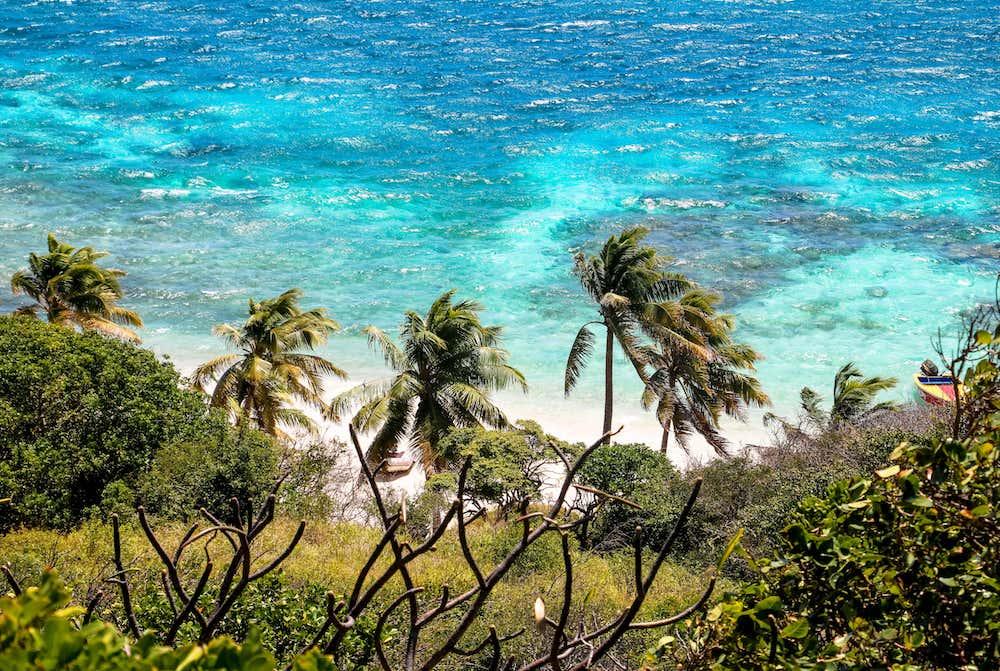 Je pars comme jeune fille Au Pair dans les Caraïbes