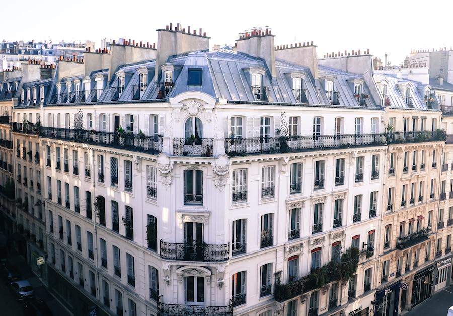 Une nuit sur les toits de Montmartre