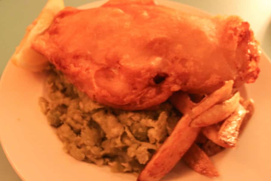Blog le gourmand voyageur - city break Edimbourg - restaurant - ou manger à Edimbourg ? fish & chips