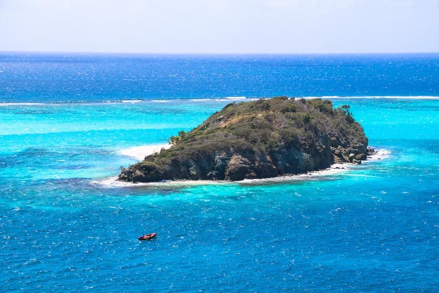 Blog voyage Le Gourmand Voyageur Tobago Cays