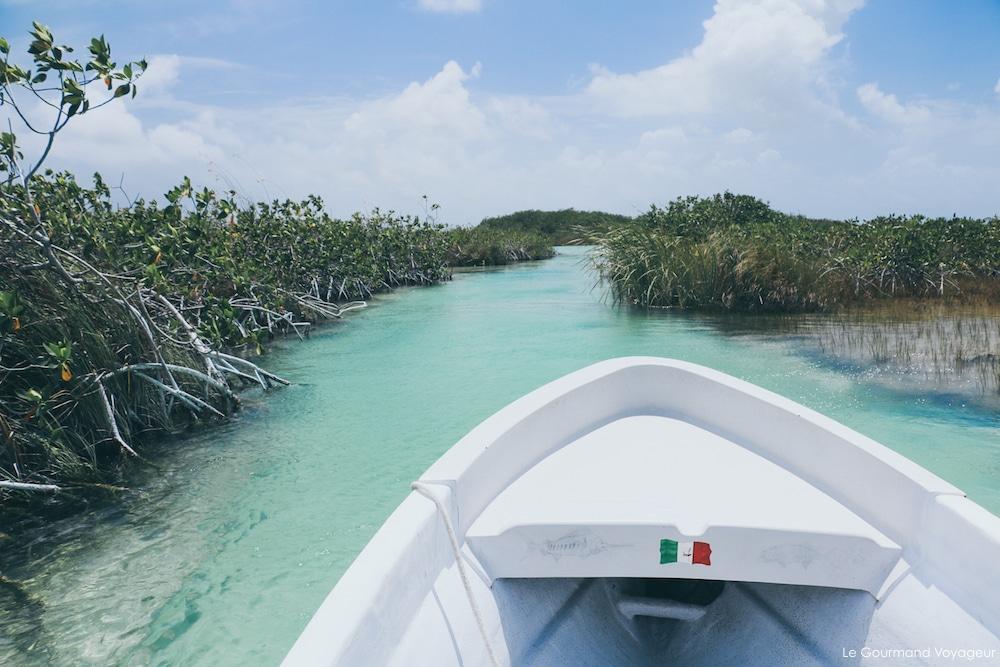 Sian Ka'an, une réserve naturelle riche en activités !