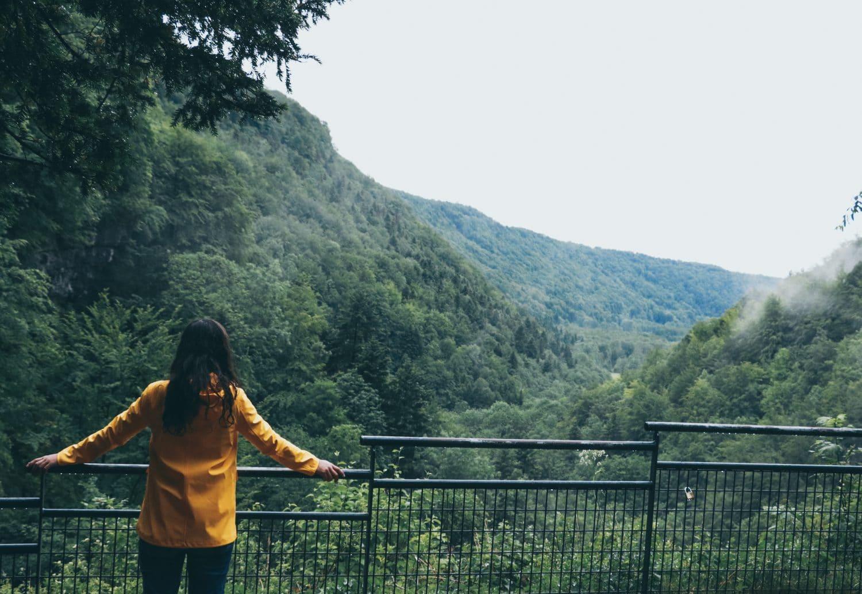 On opte pour un week-end nature dans le Jura