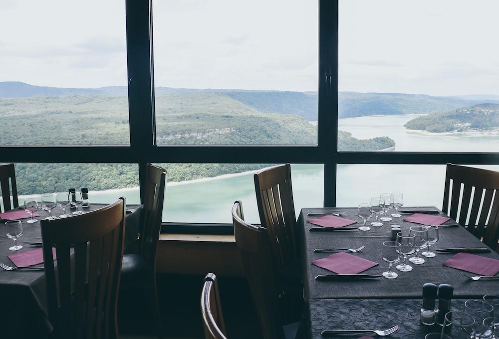 Blog Le Gourmand Voyageur - que faire lors d'un week-end Jura- restaurant le Regardoire