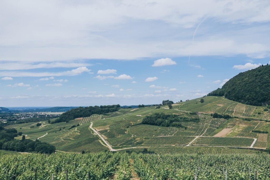 Blog Le Gourmand Voyageur - que faire lors d'un week-end Jura- village de Château-Chalon