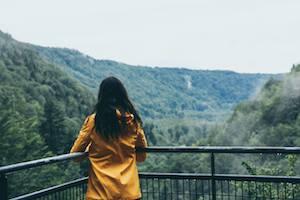 Que faire lors d'un week-end dans le Jura - Blog voyage Le Gourmand Voyageur - Les Cascades du Hérisson