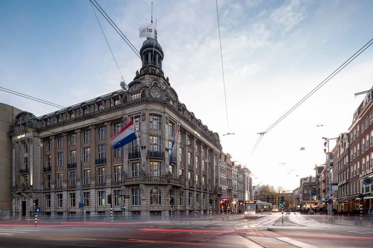Le Art'otel à Amsterdam : The place to be