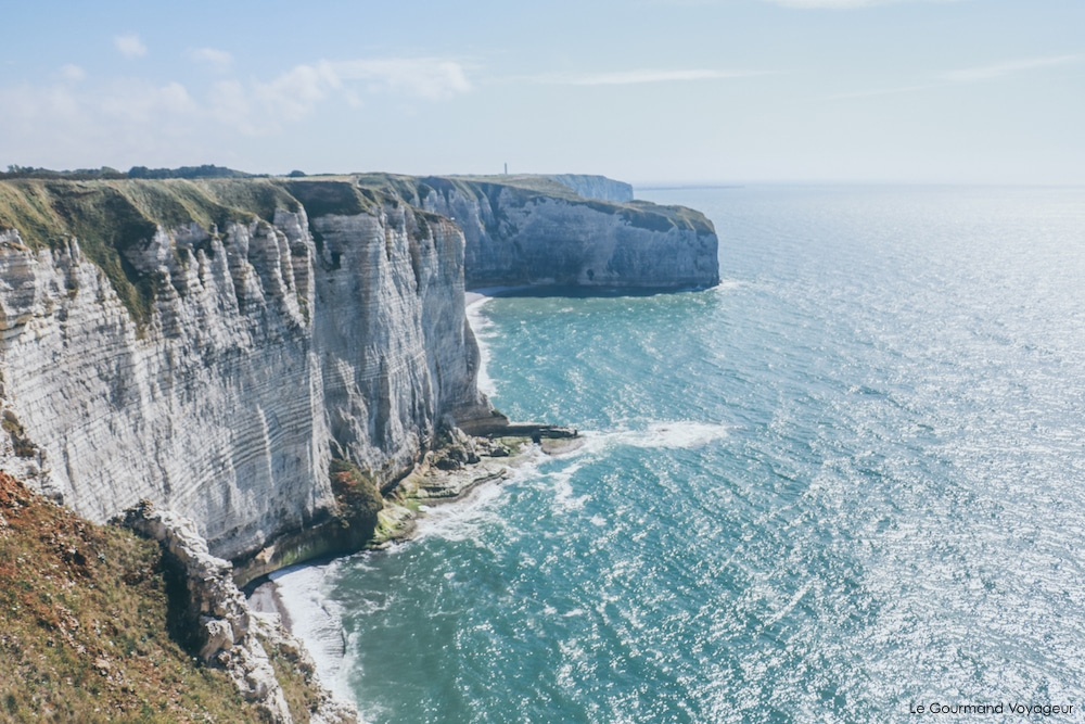 Un bol d'air iodé en week-end à Etretat