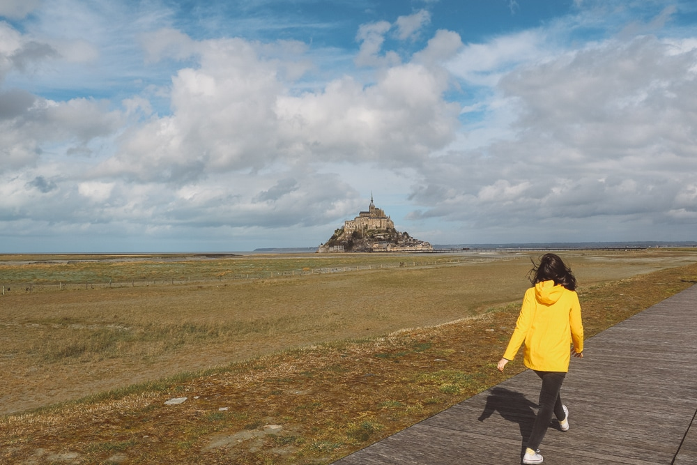 Blog Le Gourmand Voyageur - week-end Mont-Saint-Michel
