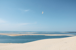 MENU Blog Le Gourmand Voyageur – Week-end en Gironde – Dune du pilat – cap ferret_